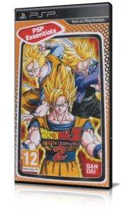 Dragon Ball Z: Shin Budokai 2 (Dragon Ball Z: Shin Budokai Another Road) per PlayStation Portable