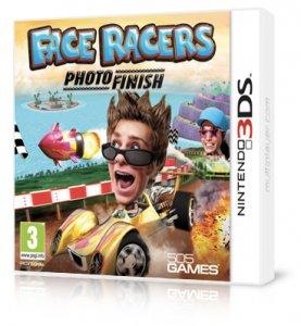 Face Racers: Photo Finish per Nintendo 3DS