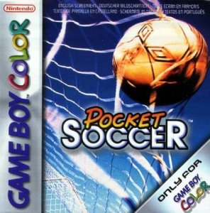 Pocket Soccer per Game Boy Color