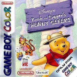 Pooh and Tigger's Hunny Safari per Game Boy Color
