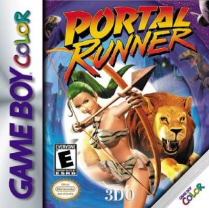 Portal Runner per Game Boy Color