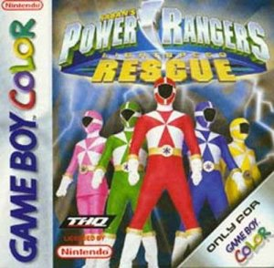 Power Rangers Lightspeed Rescue per Game Boy Color