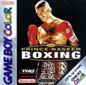 Prince Naseem Boxing per Game Boy Color