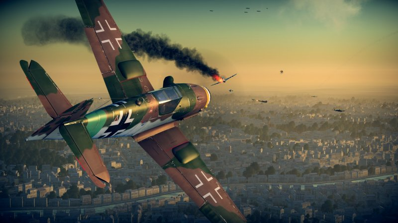 Si torna a volare durante la Seconda Guerra Mondiale
