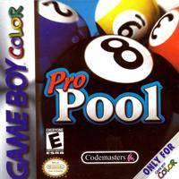 Pro Pool per Game Boy Color