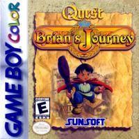 Quest : Brian's journey per Game Boy Color
