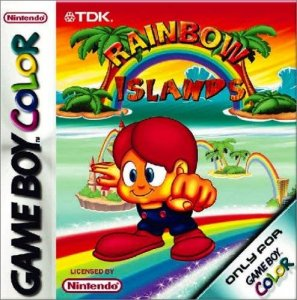 Rainbow Islands per Game Boy Color