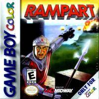 Rampart per Game Boy Color