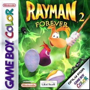 Rayman 2 per Game Boy Color