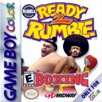 Ready 2 Rumble Boxing per Game Boy Color