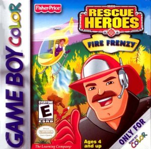 Rescue Heroes: Fire Frenzy per Game Boy Color