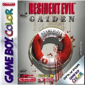 Resident Evil Gaiden per Game Boy Color