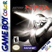 Return of the Ninja per Game Boy Color