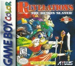 Revelations: The Demon Slayer per Game Boy Color