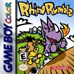 Rhino Rumble per Game Boy Color