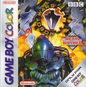 Robot Wars: Metal Mayhem per Game Boy Color