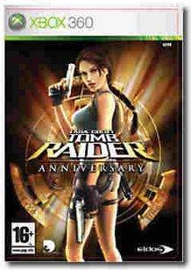 Tomb Raider: Anniversary per Xbox 360