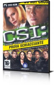 CSI: Crime Scene Investigation: Prova Schiacciante per PC Windows