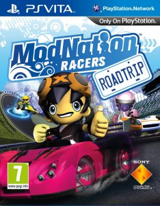 ModNation Racers: Road Trip per PlayStation Vita