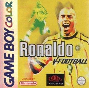 Ronaldo V-Football per Game Boy Color