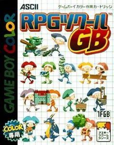 RPG Tsukuru GB per Game Boy Color