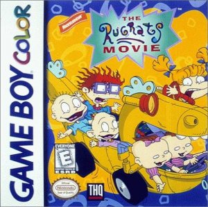 Rugrats: The Movie per Game Boy Color