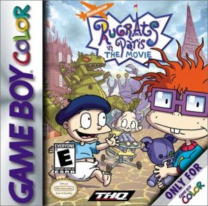 Rugrats in Paris: The Movie per Game Boy Color