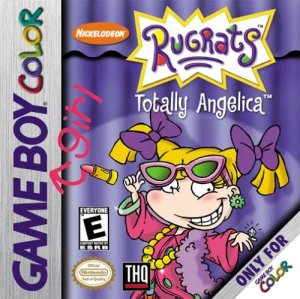 Rugrats: Totally Angelica per Game Boy Color