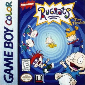 Rugrats: Time Travellers per Game Boy Color