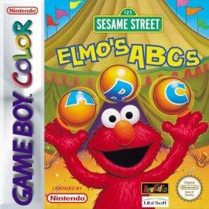 Sesame Street: Elmo's ABCs per Game Boy Color