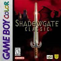Shadowgate Classic per Game Boy Color