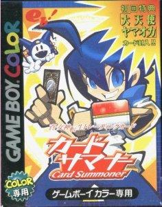 Shin Megami Tensei Trading Card: Card Summoner per Game Boy Color