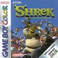 Shrek: Fairy Tale Freakdown per Game Boy Color
