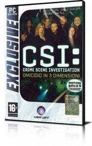 CSI: Crime Scene Investigation: Omicidio in 3 Dimensioni per PC Windows