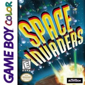 Space Invaders per Game Boy Color