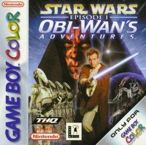 Star Wars Episode I: Obi-Wan's Adventures per Game Boy Color