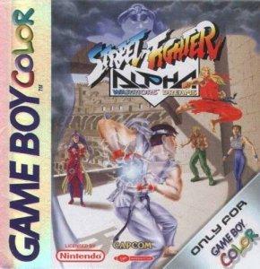 Street Fighter Alpha per Game Boy Color