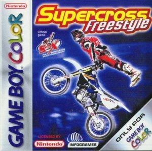 Supercross Freestyle per Game Boy Color