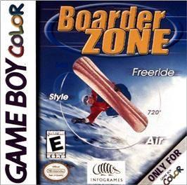 Supreme Snowboarding per Game Boy Color