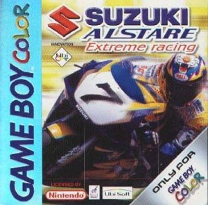 Suzuki Alstare Extreme Racing per Game Boy Color