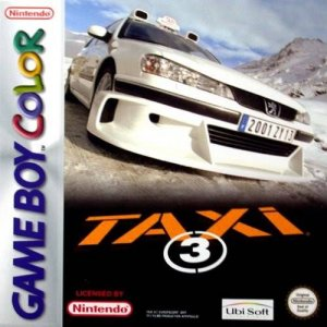 Taxi 3 per Game Boy Color