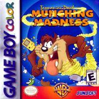 Tazmanian Devil: Munching Madness per Game Boy Color