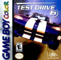 Test Drive 6 per Game Boy Color