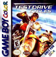 Test Drive Cycles per Game Boy Color