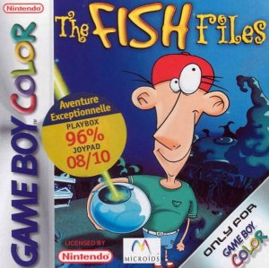 The Fish Files per Game Boy Color