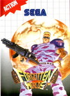 Forgotten Worlds per Sega Master System