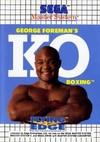 George Foreman's KO Boxing per Sega Master System