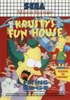 Krusty's Super Fun House per Sega Master System