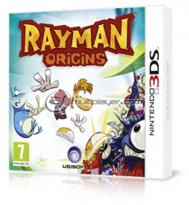 Rayman Origins per Nintendo 3DS