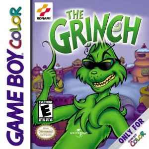 The Grinch per Game Boy Color